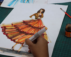 Fashion Design Colleges, Course in Chennai, Bangalore, Hyderabad